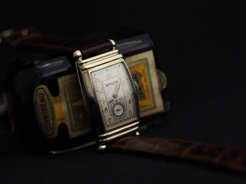 グリュエンのアンティーク腕時計-W1429-3