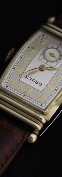 グリュエンのアンティーク腕時計-W1429-5