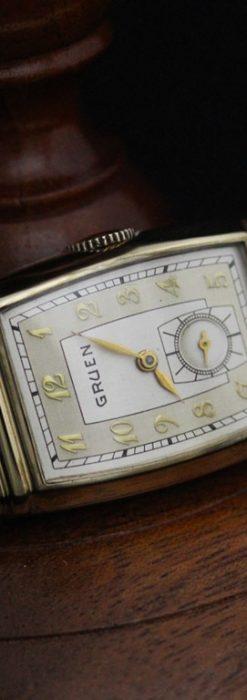 グリュエンのアンティーク腕時計-W1429-6