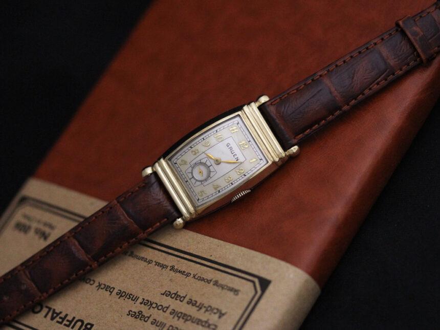 グリュエンのアンティーク腕時計-W1429-9