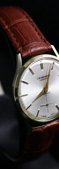 ベンソンのアンティーク腕時計-W1430-10