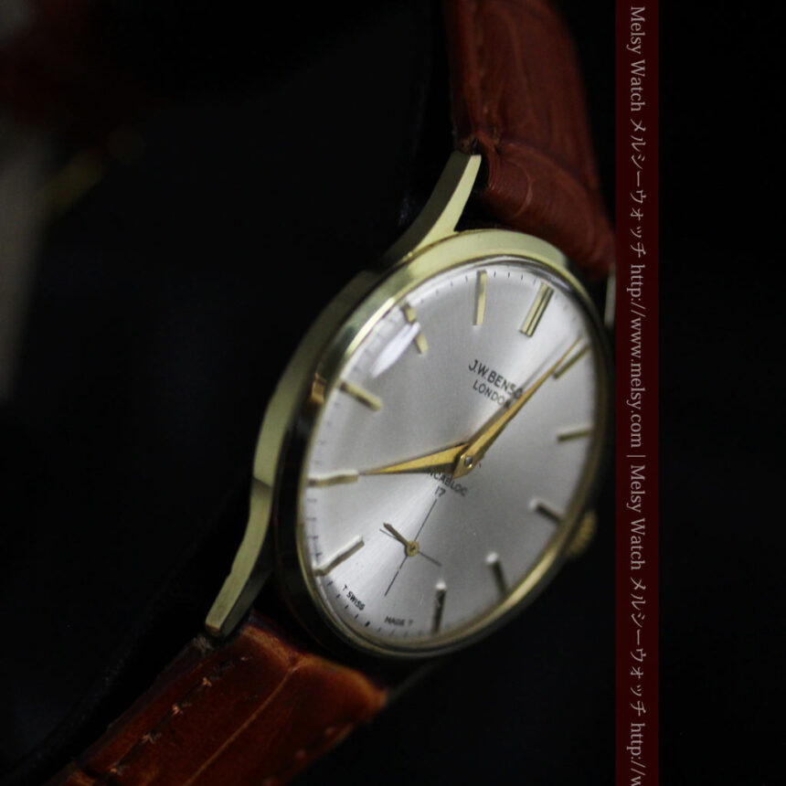 ベンソンのアンティーク腕時計-W1430-11