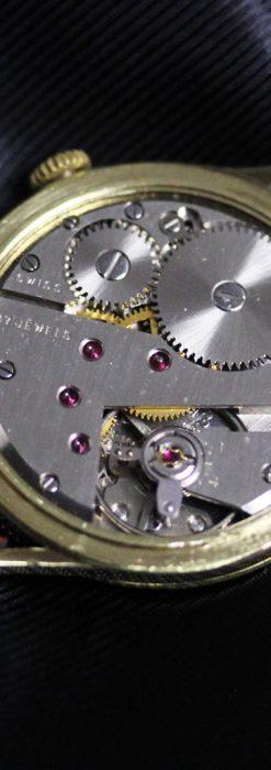 ベンソンのアンティーク腕時計-W1430-15