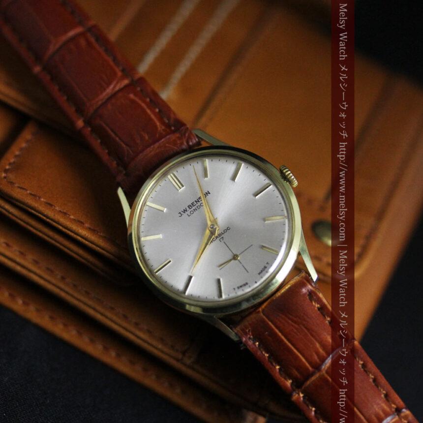 ベンソンのアンティーク腕時計-W1430-3