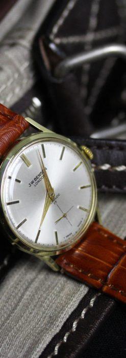 ベンソンのアンティーク腕時計-W1430-4
