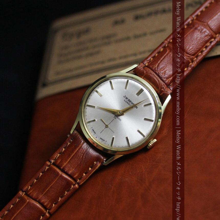 ベンソンのアンティーク腕時計-W1430-5