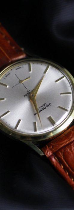 ベンソンのアンティーク腕時計-W1430-8