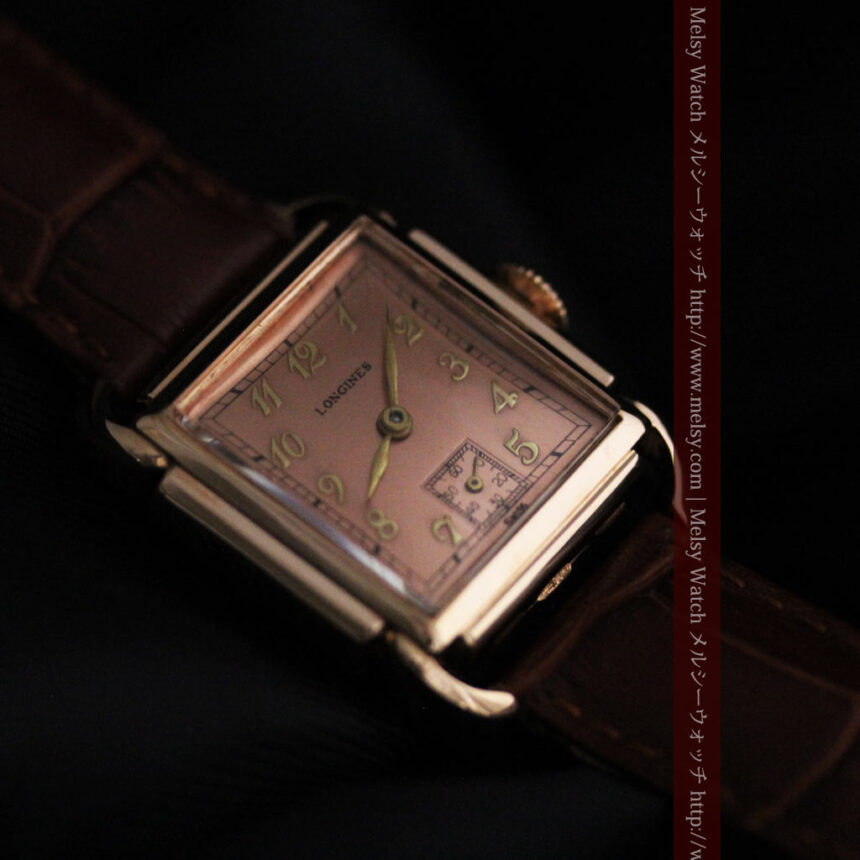 ロンジンのアンティーク腕時計-W1431-1