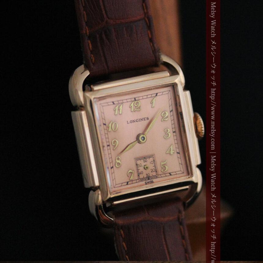 ロンジンのアンティーク腕時計-W1431-10