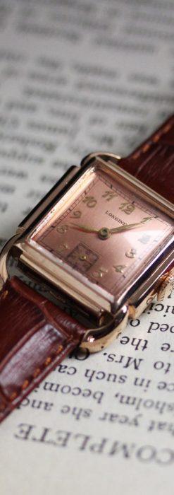 ロンジンのアンティーク腕時計-W1431-11