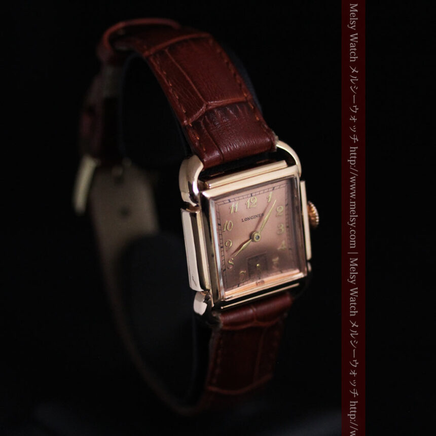 ロンジンのアンティーク腕時計-W1431-12