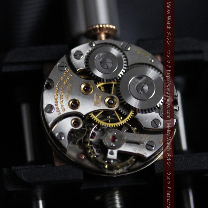 ロンジンのアンティーク腕時計-W1431-17
