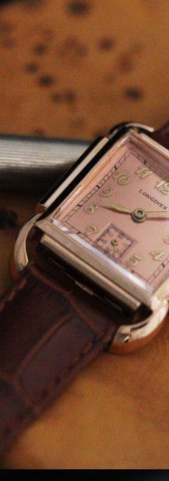 ロンジンのアンティーク腕時計-W1431-2