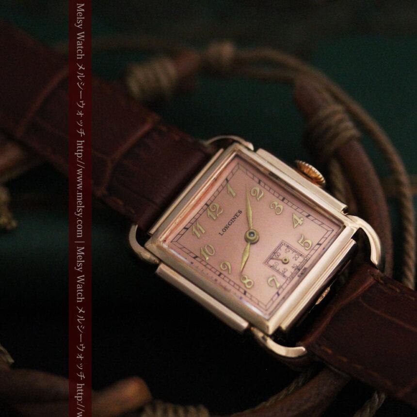 ロンジンのアンティーク腕時計-W1431-3