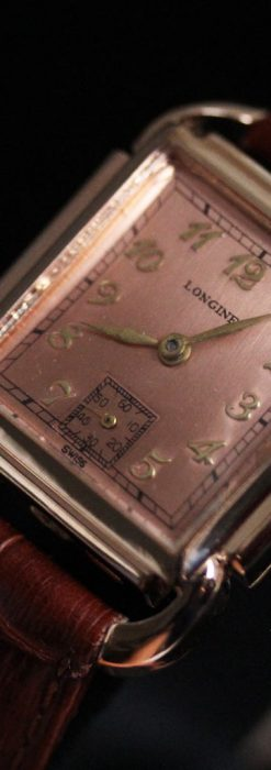 ロンジンのアンティーク腕時計-W1431-7