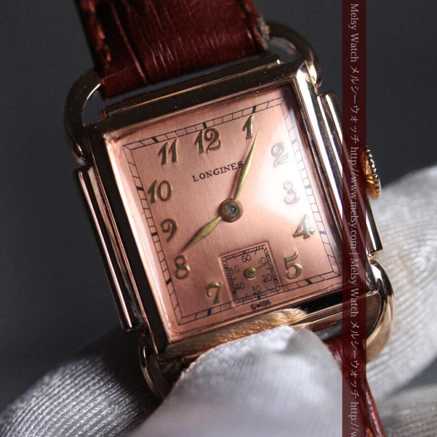 ロンジンのアンティーク腕時計-W1431-8
