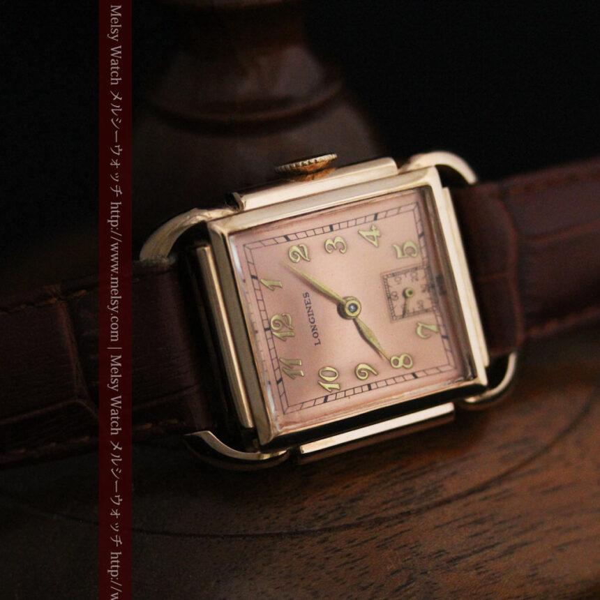 ロンジンのアンティーク腕時計-W1431-9