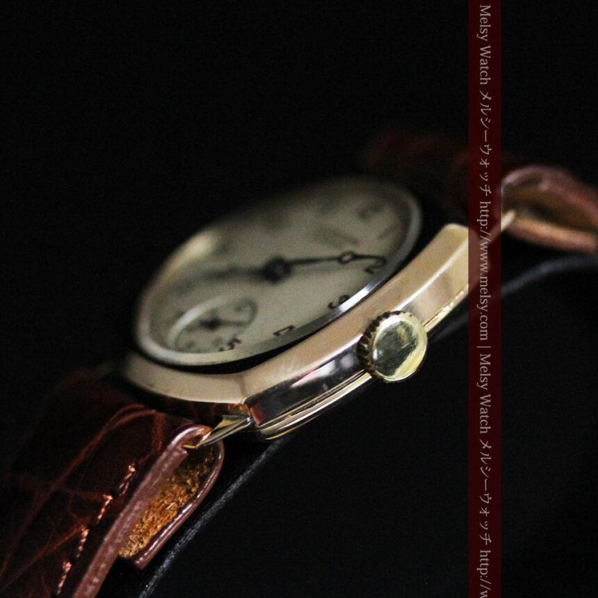 ベンソンのアンティーク腕時計-W1432-10