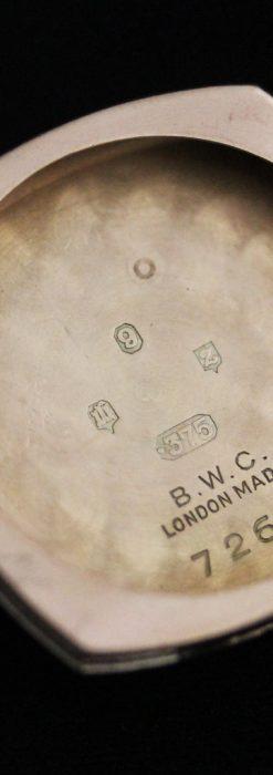 ベンソンのアンティーク腕時計-W1432-13
