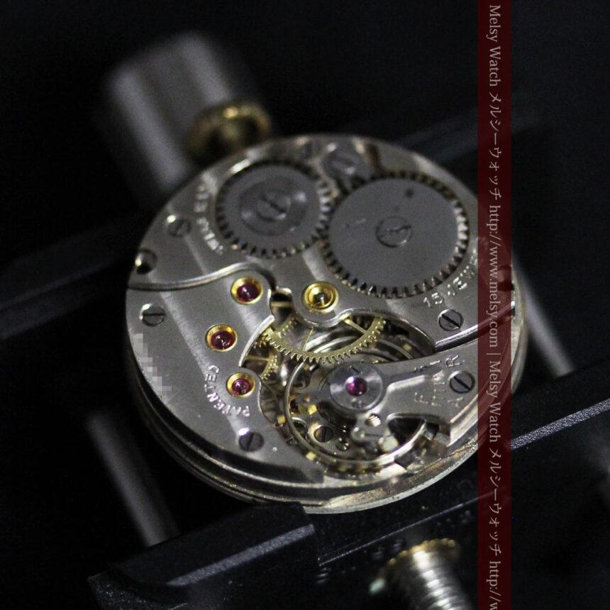 ベンソンのアンティーク腕時計-W1432-14