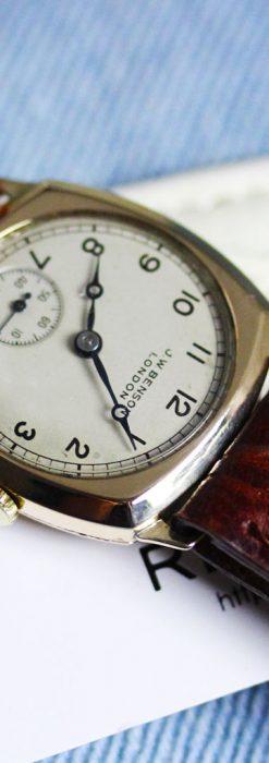 ベンソンのアンティーク腕時計-W1432-2