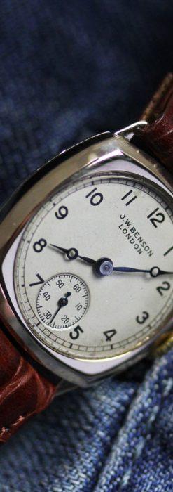 ベンソンのアンティーク腕時計-W1432-5
