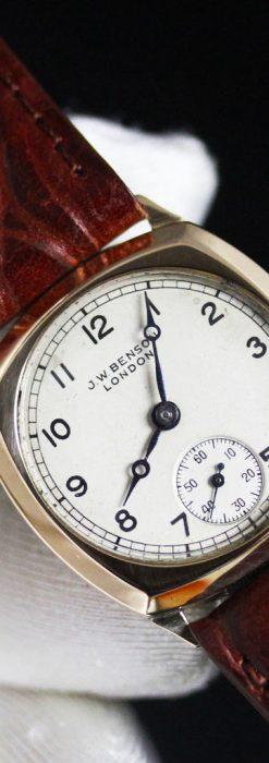 ベンソンのアンティーク腕時計-W1432-6