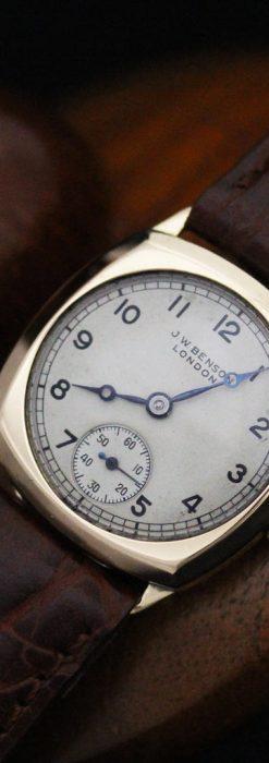 ベンソンのアンティーク腕時計-W1432-7