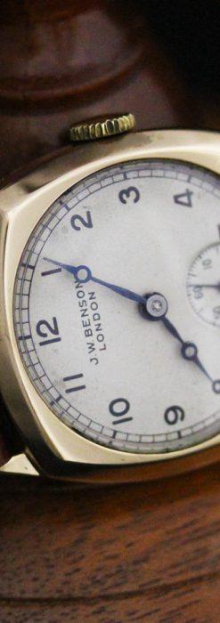 ベンソンのアンティーク腕時計-W1432-8