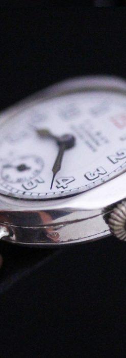 スイス製のアンティーク腕時計-W1433-14