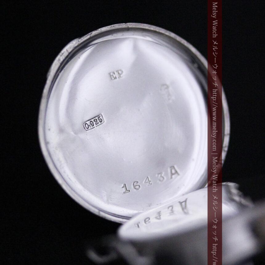 スイス製のアンティーク腕時計-W1433-16