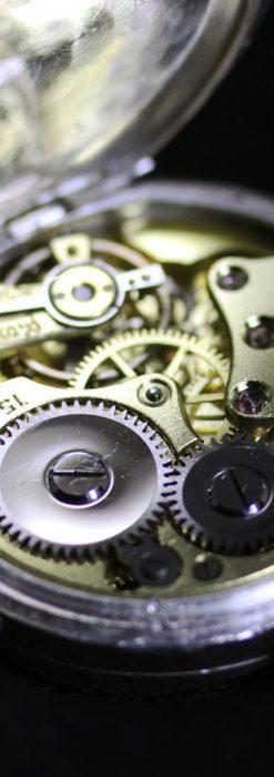 スイス製のアンティーク腕時計-W1433-19