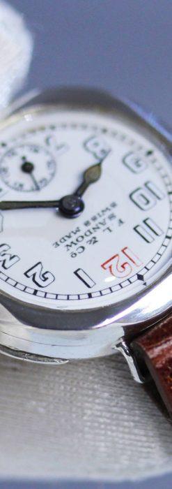 スイス製のアンティーク腕時計-W1433-5