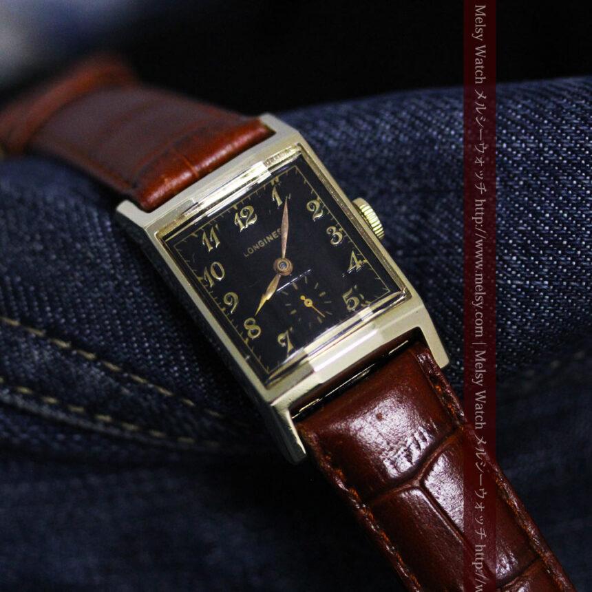 ロンジンのアンティーク腕時計-W1434-1