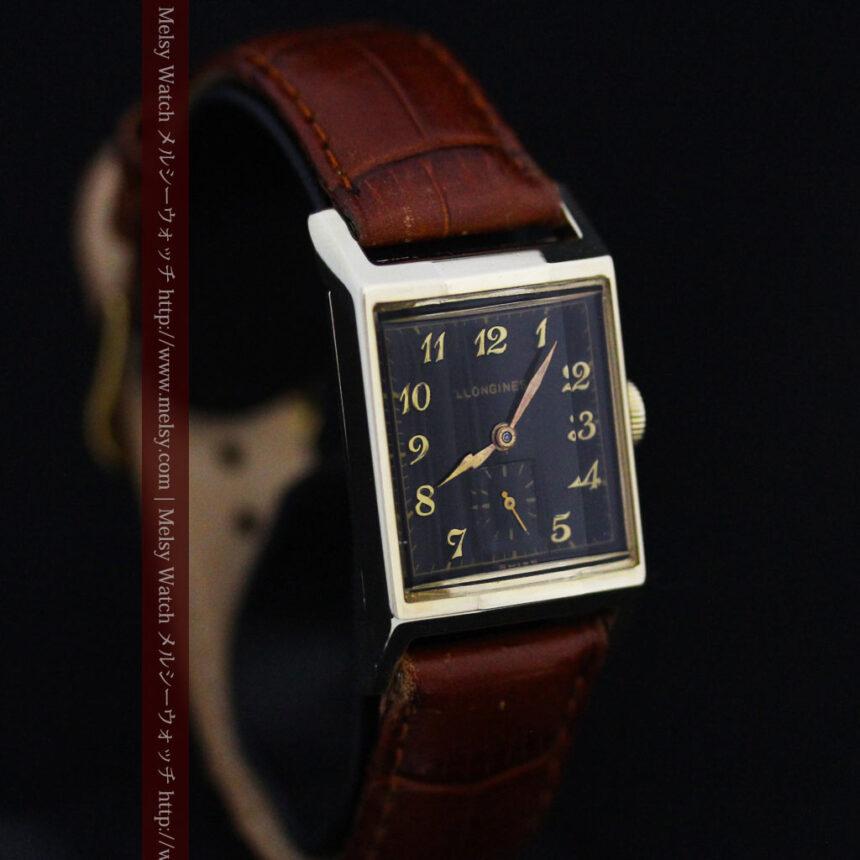 ロンジンのアンティーク腕時計-W1434-10