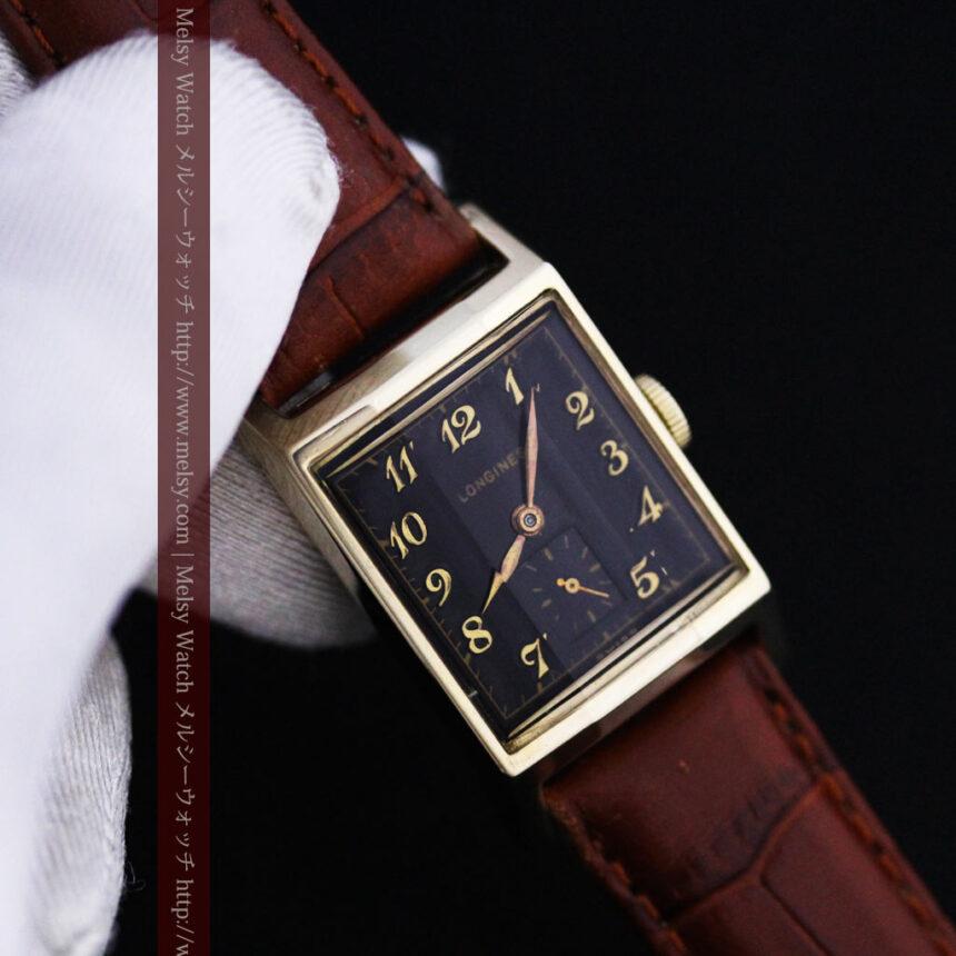 ロンジンのアンティーク腕時計-W1434-7
