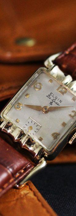 エルジンのアンティーク腕時計-W1435-1