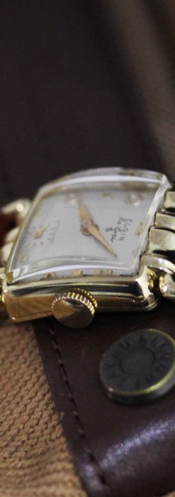 エルジンのアンティーク腕時計-W1435-2