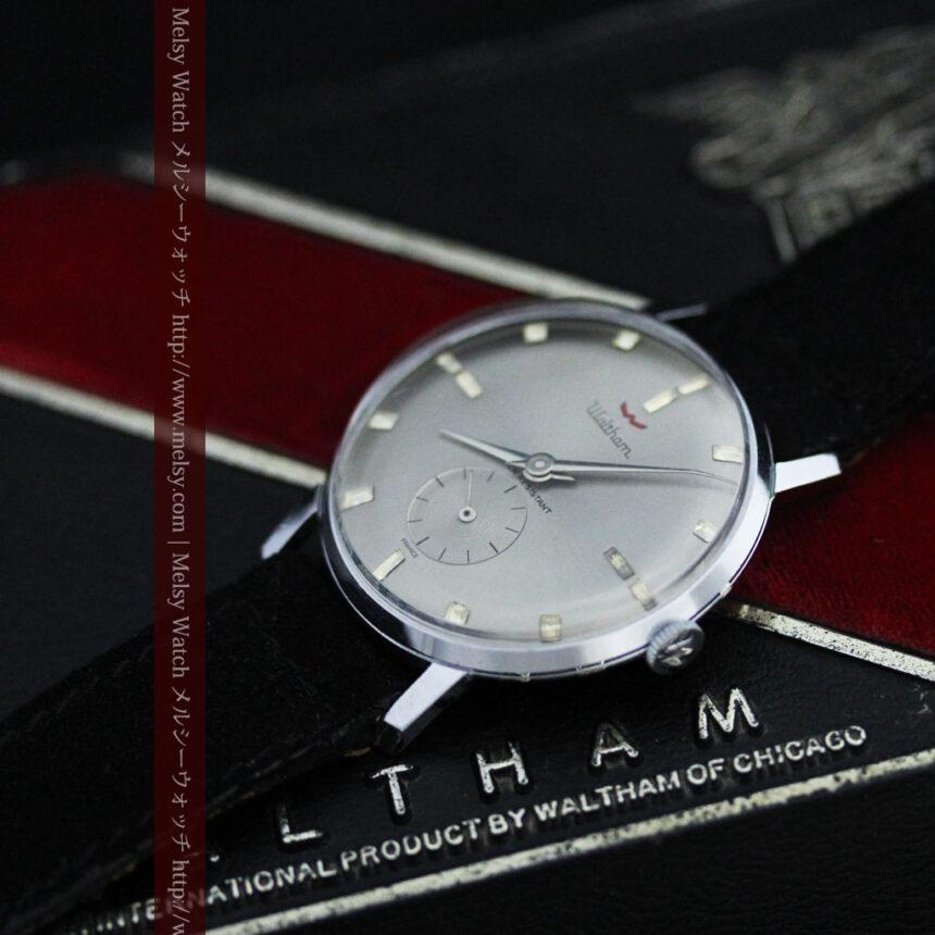 ウォルサムのレトロ腕時計-W1436-10