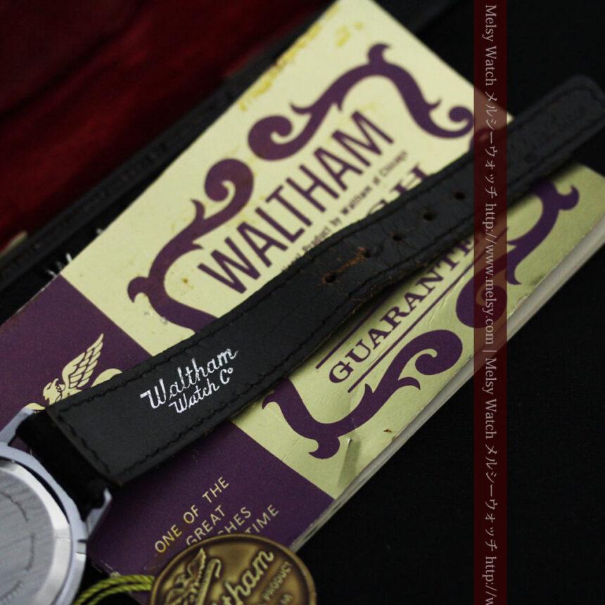 ウォルサムのレトロ腕時計-W1436-11
