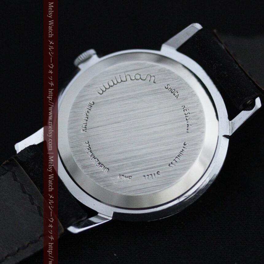 ウォルサムのレトロ腕時計-W1436-14