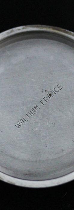 ウォルサムのレトロ腕時計-W1436-15