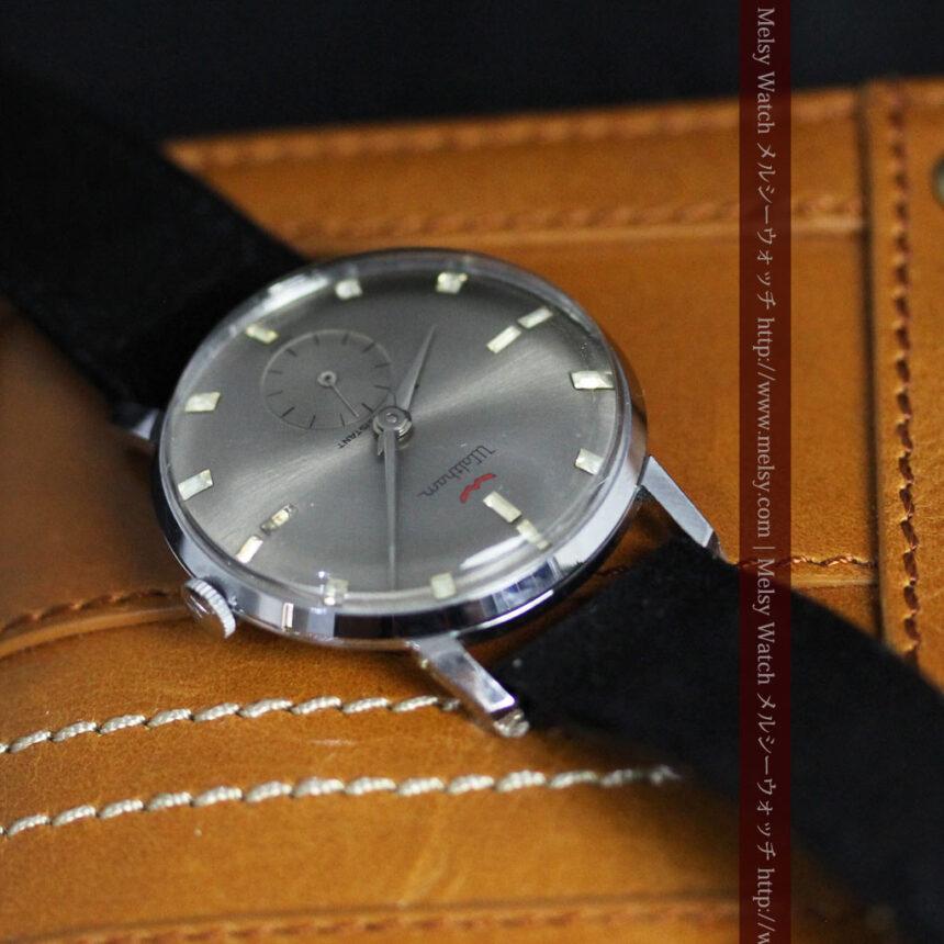 ウォルサムのレトロ腕時計-W1436-2