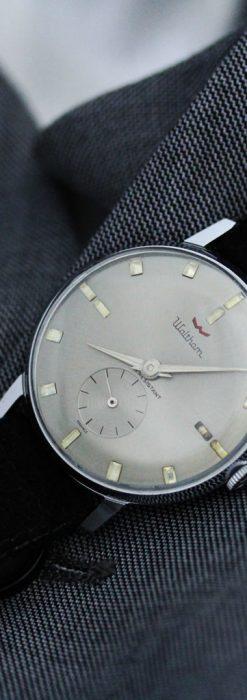 ウォルサムのレトロ腕時計-W1436-4