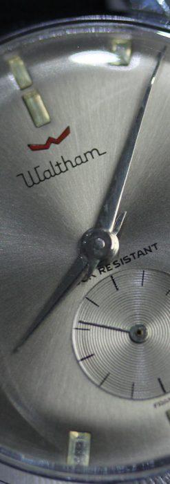 ウォルサムのレトロ腕時計-W1436-9