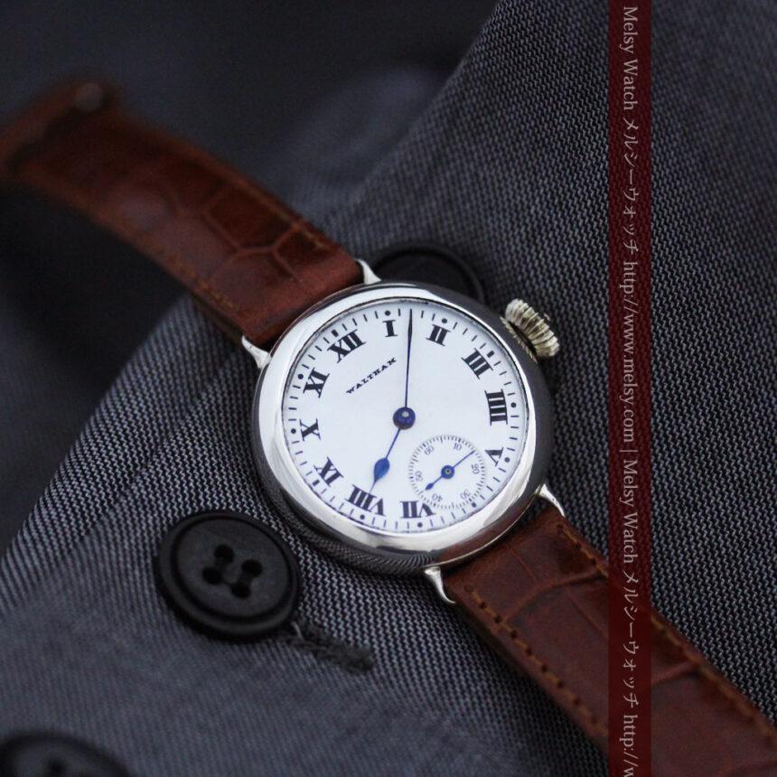 ウォルサムのアンティーク腕時計-W1438-10
