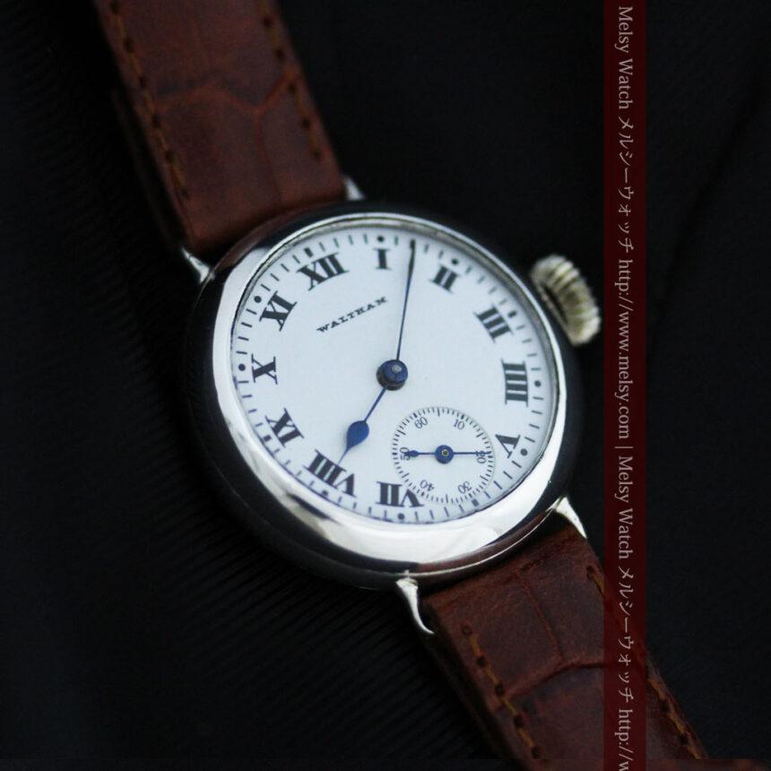 ウォルサムのアンティーク腕時計-W1438-12