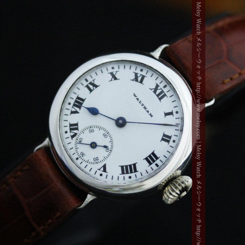 ウォルサムのアンティーク腕時計-W1438-14