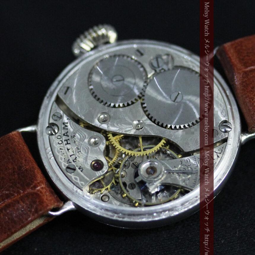 ウォルサムのアンティーク腕時計-W1438-18