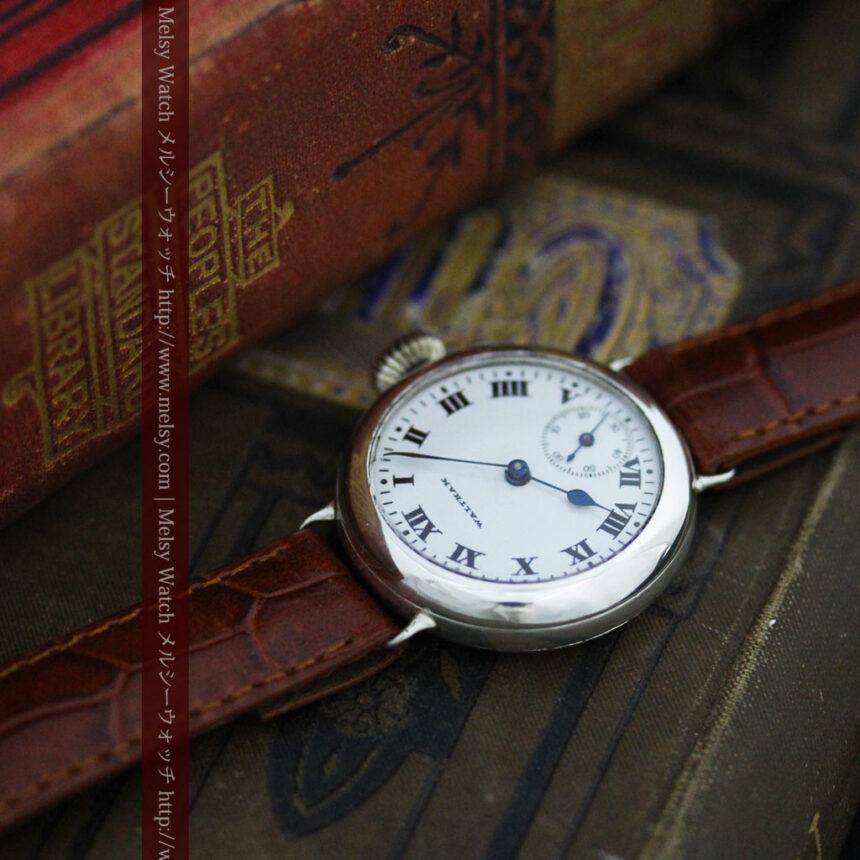 ウォルサムのアンティーク腕時計-W1438-3